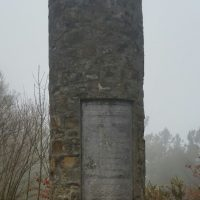 Sollubeko monumentu frankista. Argazkia: Bermeoko Udala