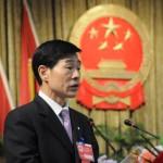 Politikari bat atxilotu dute Txinan, lau emazte izateagatik