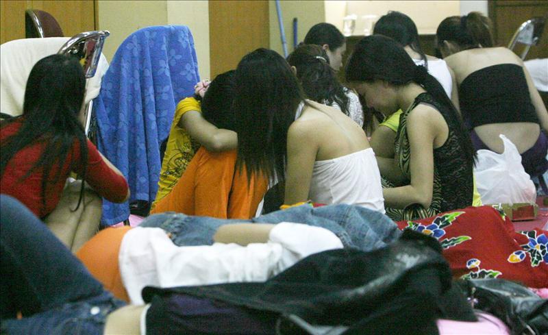 98 urteko prostituta bat atxilotu dute Japonian