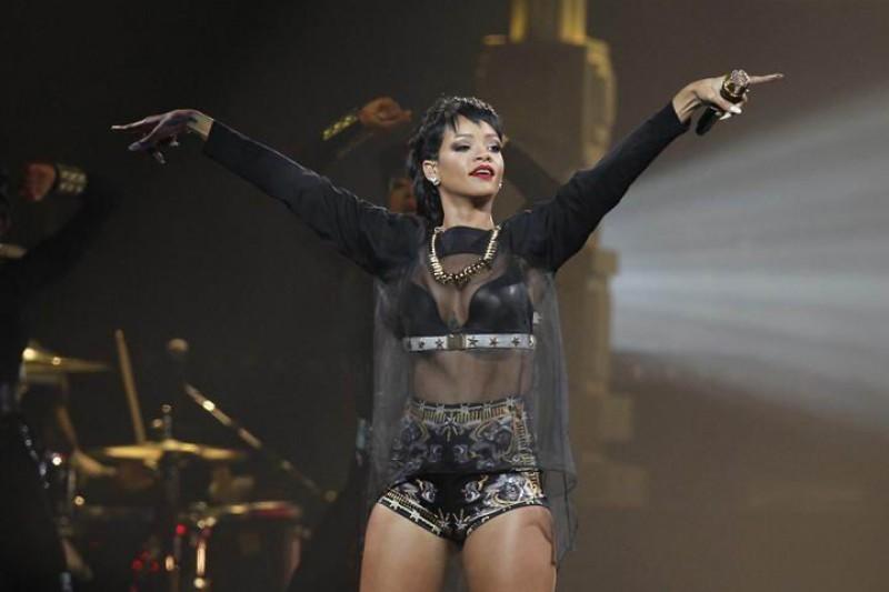 Rihanna. Argazkia: EFE