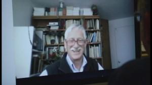 Jon Landaburu hizkuntzalaria, Kolonbiatik