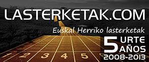 lasterketak.com 5 urte
