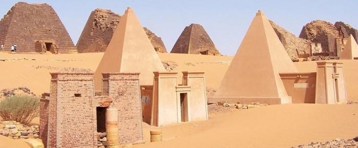 Faraoi beltzak: Egiptori arnas berria eman zioten nubioak