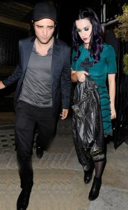 Katy Perry eta Robert Pattinson