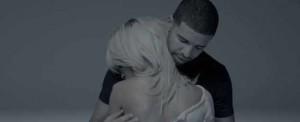 Rihanna eta Drake ''Take Care'' bideoklipean. Argazkia: youtube