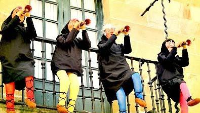 Bermeoko San Juan jaiak 2012: egitarau zabala suaren inguruan | Bermeo