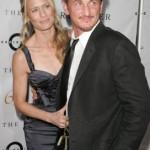 Sean Penn eta Robin Wright banandu egin dira