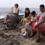 Lena Burke abeslari eta aktore kubatarrak La Lupe omendu du ''La mala'' filmean