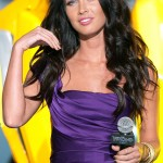 Megan Fox ikusgarri Transformers 2 filmaren nazioarteko estreinaldian