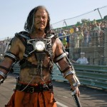 Mickey Rourkeren argazki ikusgarria Iron Man 2 filmean