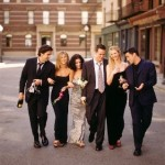 'Friends' telesailak zinema-moldaketa izan dezake 2011rako