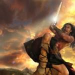 'Conan' filmaren lehen irudiak