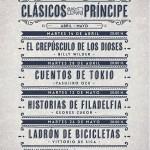Klasikoak Principen: Hollywood, Cinecittá eta Tokiora bidaia