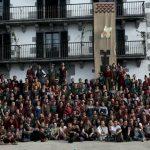 Telmo Esnal dantzan, naturaren zikloa kontatzeko musikala osatzen
