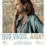 KRTIKA: 'Quo Vadis, Aida?': Nazioarteko gizarteari galdera